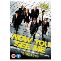DVD Now You See Me
