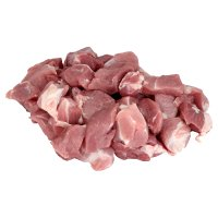 Waitrose British free range diced Berkshire pork