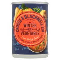 Crosse & Blackwell Best of British winter vegetable soup