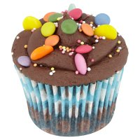 Waitrose Cupcake chocolate sweetie