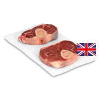 Waitrose Aberdeen Angus beef sliced bone in shin