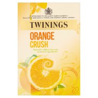 Twinings orange crush 20 teabags