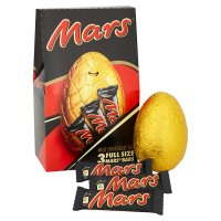 Mars Milk Chocolate Egg 331g