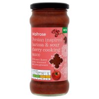 Waitrose Persian Inspired Sauce