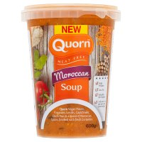 Quorn Meat Free Moroccan Soup