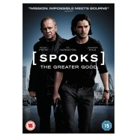 DVD Spooks: The Greater Good
