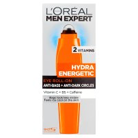 L'Oréal men expert hydra eye roll-on
