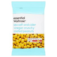 essential Waitrose s&v crunchy coated peanuts
