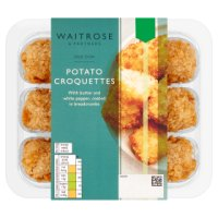 Waitrose Potato Croquettes