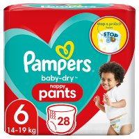 Pampers Baby-Dry Pants 6 16+kg
