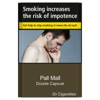 Pall Mall Double Capsule KS