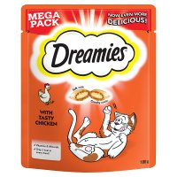 Dreamies Tasty Chicken