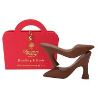Charbonnel & Walker handbag & heels chocolates
