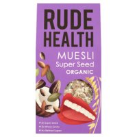 Rude Health muesli super seed