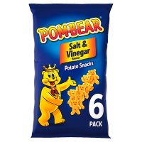 Pom-Bear Salt & Vinegar 7 Pack