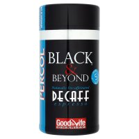 Percol Black & Beyond Decaff Espresso Instant Coffee