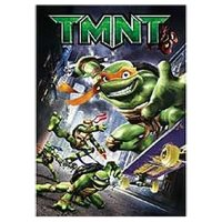 DVD TMNT: The Movie