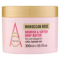 Argan+ Moroccan rose nourish body butter