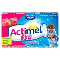 Actimel for Kids Strawberry & Raspberry