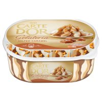 Carte D'Or gelateria salted caramel