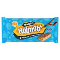 McVitie's 5 Flapjacks by Hobnobs Milk Choc