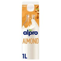 Alpro chilled almond milk