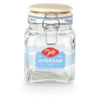 Tala glass storage jar