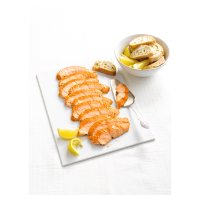 Waitrose kiln roasted salmon slices