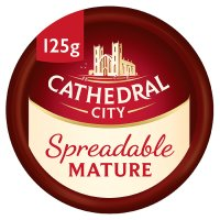 Cathedral City Spreadable Mature Cheddar