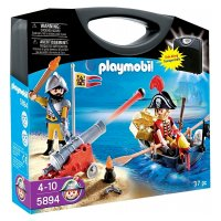 Playmobil pirate carry case
