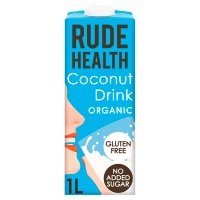 Rude Health Coconut Drink Unsweetened
