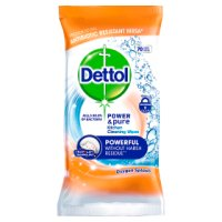 Dettol 72 power & pure kitchen wipes