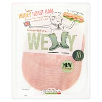 Welly Lean Honey Roast Ham 10 Slices