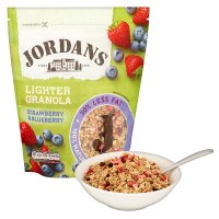 Jordans lighter granola strawberry & berry