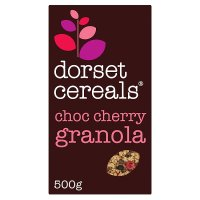 Dorset Cereals Chocolate & Cherry Granola