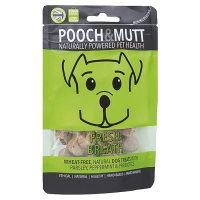 Pooch & Mutt fresh breath wheat free treats