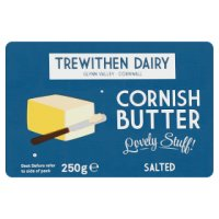Trewithen Dairy Salted Cornish Butter
