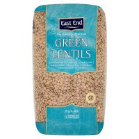 East End green lentils