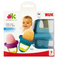 by NUK mini ice lolly set