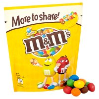 M&Ms More to Share Peanut