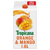 Tropicana Orange & Mango