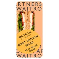 Waitrose GTG Chicken Salad Sandwich