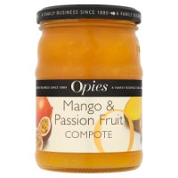 Opie luxury gooseberry compote