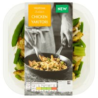 Waitrose Asian Chicken Yakitori