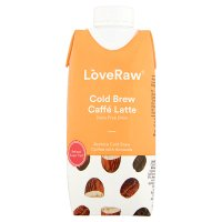 LòveRaw Cold Brew Caffé Latte