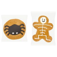 Iced Gingerbread Skeleton/Spider