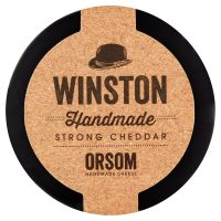 Orsom Winston Mature Cheddar Cheese