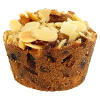 Waitrose 1 Mini Spiced Fruit Cake with Orange Liqueur