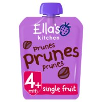Ella's kitchen prunes prunes prunes super smooth puree