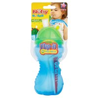 Nûby no-spill flip-it 355ml